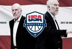 ĐT Mỹ vắng sao tại FIBA World Cup 2019: Cứ tin vào Pop