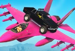 GTA 5: Những pha tai nạn cực tấu hài - Phần 3