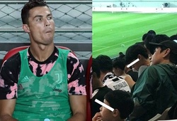 2.000 NHM Hàn Quốc kiện sự vắng mặt của Ronaldo