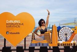 Đà Nẵng Marathon và ký ức đẹp của cô MC chạy bộ Việt Nam