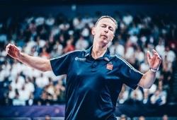 HLV trưởng ĐT Pháp tin tưởng thời của bóng rổ Châu Âu đã tới