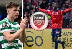 Nicolas Pepe ảnh hưởng thế nào với thương vụ Kieran Tierney của Arsenal