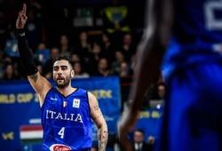 Italia bắt đầu công cuộc chuẩn bị FIBA World Cup 2019 bằng thắng lợi