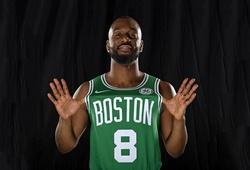 Kemba Walker đã sẵn sàng cho thử thách ở Celtics, bao gồm cái bóng của Kyrie
