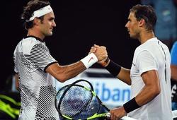 Mỹ Mở rộng 2019: Nadal và Federer tranh nhau hạt giống số 2