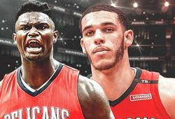 Zion Williamson cho rằng Lonzo Ball sẽ trở thành PG hay nhất NBA
