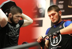 Khabib Nurmagomedov bị phân tâm trước thềm UFC 242