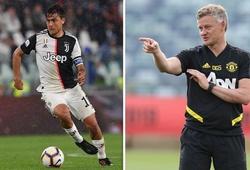 MU cần mua Dybala khi nhìn vào chỉ số ấn tượng tại Juventus