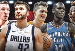 3 ngôi sao NBA thắp sáng hy vọng của ĐT Đức tại FIBA World Cup
