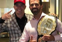 Con trai Donald Trump sẽ đến cổ vũ Colby Covington tại UFC on ESPN 5