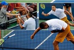 """Dự đoán tennis bán kết Washington Open: 3 chàng trai và 1 """"yêu quái"""""""