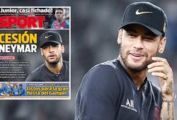 Neymar có thể trở lại Barca theo con đường đặc biệt