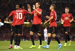 NHM MU phấn khích với trung vệ Tuanzebe sau trận đấu với AC Milan