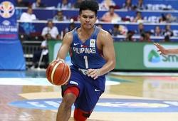 Philippines mang cầu thủ bị treo giò dự giải giao hữu trước FIBA World Cup