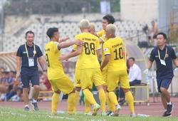 Kết quả giải hạng Nhất 2019 vòng 16: Hà Tĩnh tiến sát vé thăng hạng