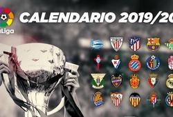 Lịch thi đấu La Liga 2019/20