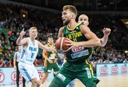 Valanciunas và Sabonis nằm trong danh sách rút gọn của ĐT Lít-va dự FIBA World Cup