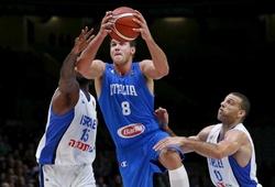 Vừa phẫu thuật thành công, Danilo Gallinari lập tức tham dự FIBA World Cup