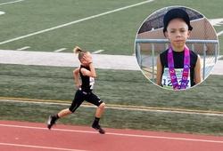 Chạy bộ mỗi ngày: Cậu bé 8 tuổi khiến làng điền kinh thế giới xôn xao