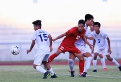 Chủ nhà Thái Lan làm khó U15 Việt Nam ở bán kết U15 Đông Nam Á