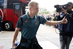 Chuyển nhượng Real Madrid 6/8: Ajax chốt thời gian chuyển nhượng Van de Beek