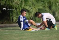 Quang Hải chấn thương, bỏ ngỏ khả năng ra sân trận chung kết AFC Cup 2019