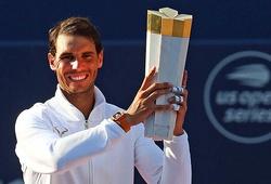 Rogers Cup 2019: Rafael Nadal trên đường trở thành bất tử