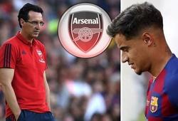 Chuyển nhượng Barca 7/8: Coutinho từ chối gia nhập Arsenal