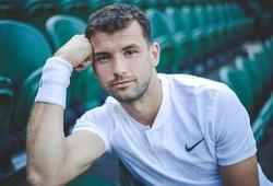 Thất tình khiến Grigor Dimitrov đánh đâu thua đó?