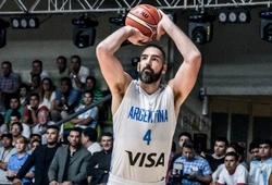 ĐT Argentina mang theo người hùng Olympic 2004 tới FIBA World Cup 2019