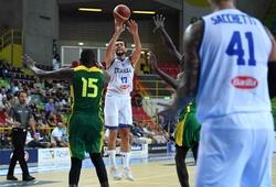 Italia nối dài mạch toàn thắng trước FIBA World Cup 2019