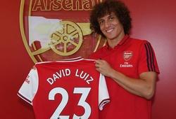Vì sao Arsenal mua được David Luiz khi quá giờ TTCN Hè 2019 đóng cửa?