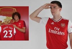 Đội hình Arsenal thay đổi thế nào so với trận thua Man City mùa trước?