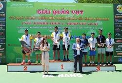 Kết quả giải quần vợt VTF Junior Tour 3