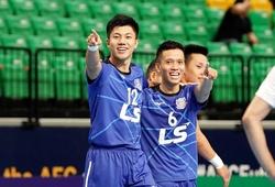 Kết quả futsal châu Á 2019: Thái Sơn Nam toàn thắng tại vòng bảng