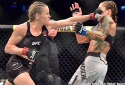Kết quả UFC on ESPN+14: Valentina Shevchenko vs Liz Carmouche