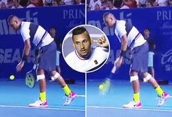 """Nick Kyrgios: """"Tôi bắt đầu giao bóng thấp là do Nadal!"""""""