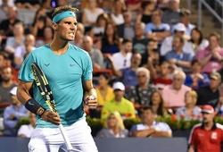 Rogers Cup: Nadal đánh 1 giải, phá 3 kỷ lục?