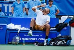 """Rogers Cup: Nick Kyrgios đúng là """"trai hư gái mới thương"""""""