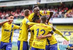 Bảng xếp hạng VĐQG Bỉ vòng 3: Sint-Truiden tạm thoát nhóm nguy hiểm