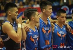 Hanoi Buffaloes chia tay VBA Playoffs 2019: Xen lẫn nuối tiếc là kỳ vọng