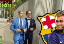 Luật sư của Neymar trở lại Camp Nou để kích nổ bom tấn cho Barca?
