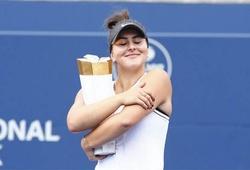 Rogers Cup: Bianca Andreescu chấm dứt nửa thế kỷ đợi chờ của người Canada