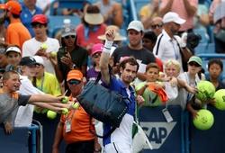 Cincinnati Masters: Chấp nhận sự thật đau lòng, Andy Murray bỏ đánh đơn US Open