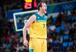 Joe Ingles: NBA không thể so sánh với ĐT Australia