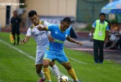 Khánh Hòa chuyển mình tại V.League 2019: Sự đáng sợ ở thế dựa chân tường