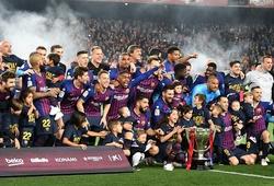 Lịch thi đấu La Liga vòng 1: Barca vào hiểm địa xứ Basque
