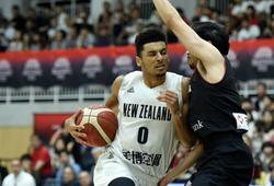 Nhật Bản trở lại mặt đất sau khi nhận thất bại trước New Zealand