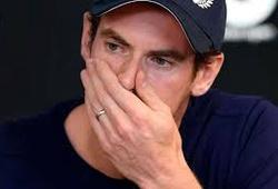 Giải quần vợt US Open: Andy Murray hối tiếc do bỏ đánh đơn