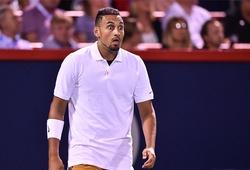 Giải quần vợt Cincinnati Masters: Nick Kyrgios lại quậy